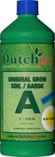 Auto Flowering Grow Soil A+B woda miękka 1l