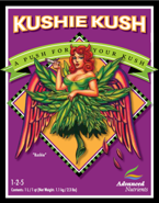 Kushie Kush 100ml sample
