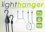 LIGHTHANGER zawieszki do lamp do 5kg