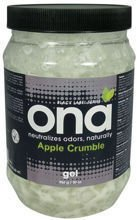 ONA Gel Apple Crumble 0,85l