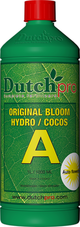Auto Flowering Bloom Hydro/Coco A+B 5l