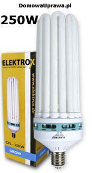 ELEKTROX CFL 250W Grow