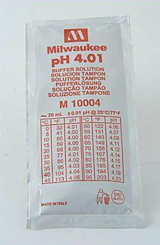 MILWAUKEE fluid do kalibracji pH 4.01 20ml