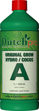 Original Grow Hydro/Coco A+B 1l