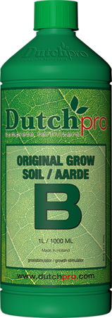 Original Grow Soil A+B 10l