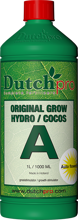 Auto Flowering Grow Hydro/Coco A+B 10l