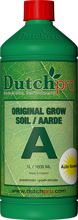 Auto Flowering Grow Soil A+B 1l