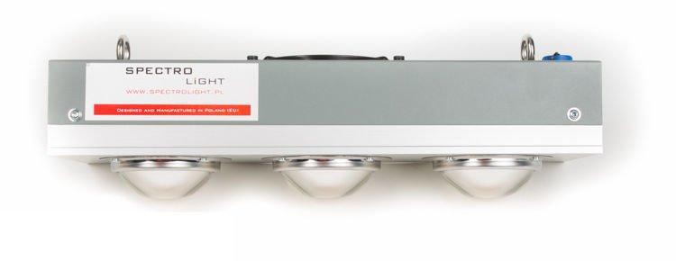 Spectrolight Blast 350w Lampa Led Soczewka 120
