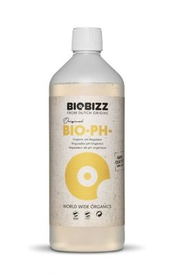 BIOBIZZ organiczny regulator pH - 250 ml