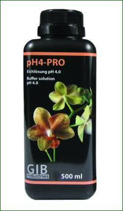 GiB pH4-PRO fluid do kalibracji 500ml